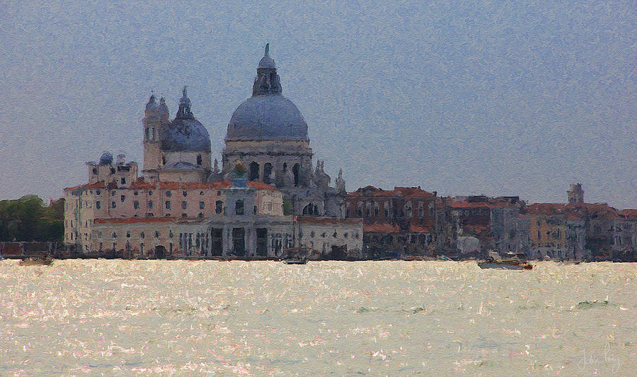 Santa Maria Venice by Julian Perry