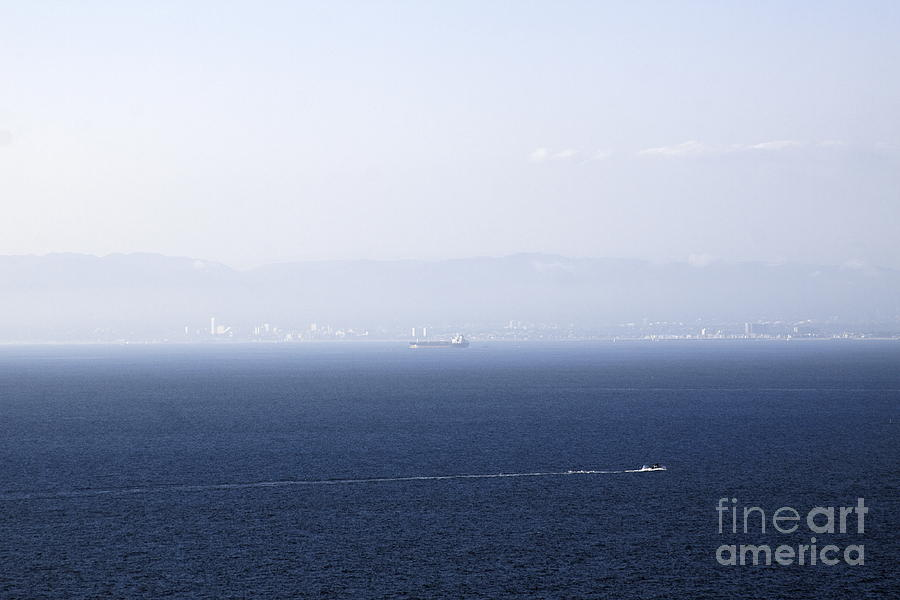 California Photograph - Santa Monica by Viktor Savchenko