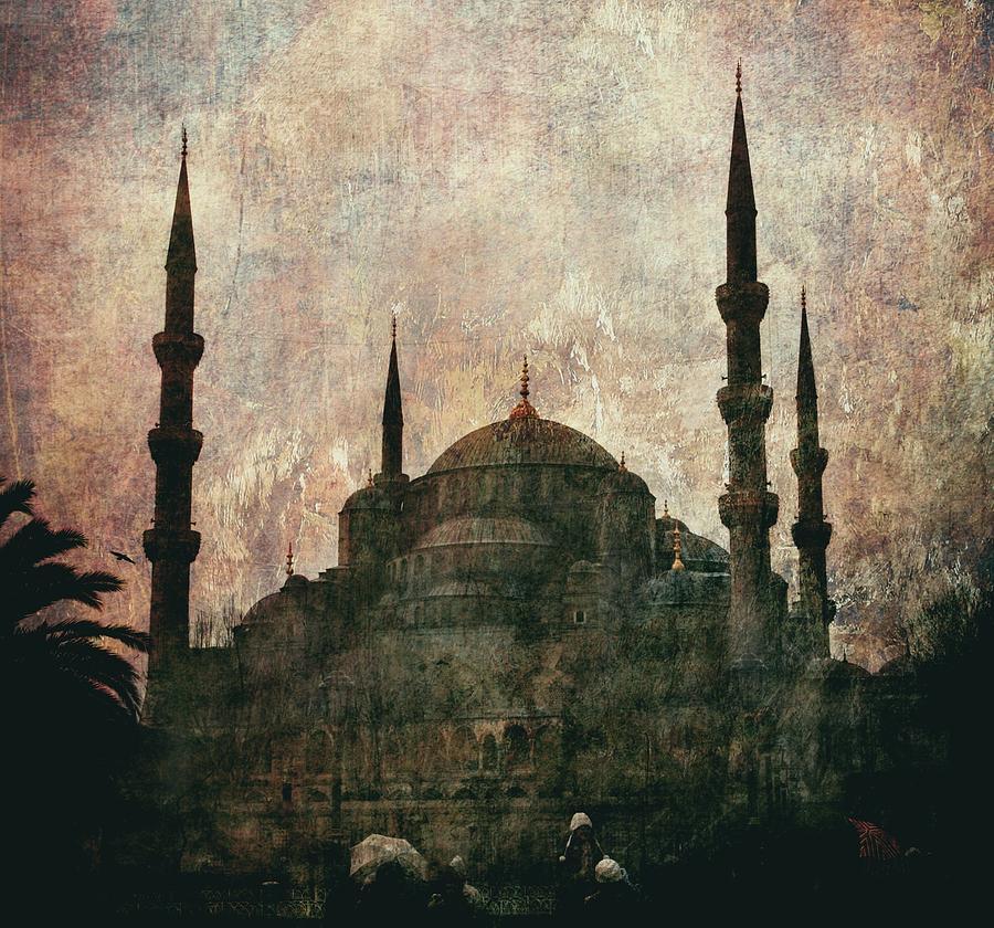 Santa Sofia - Istanbul by Vittorio Chiampan
