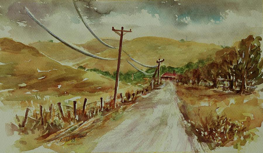 Santa Teresa County Park California Landscape 3 by Xueling Zou