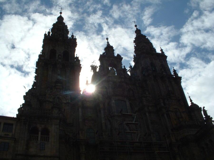 Santiago De Compostela Photograph by Lara Henderson