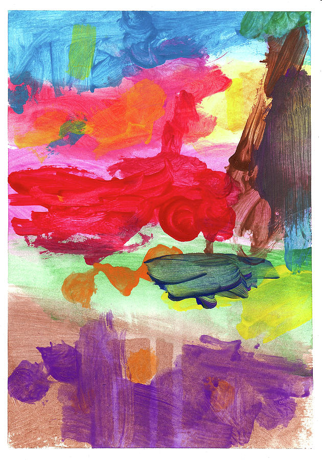 Santino P Painting by Santino P