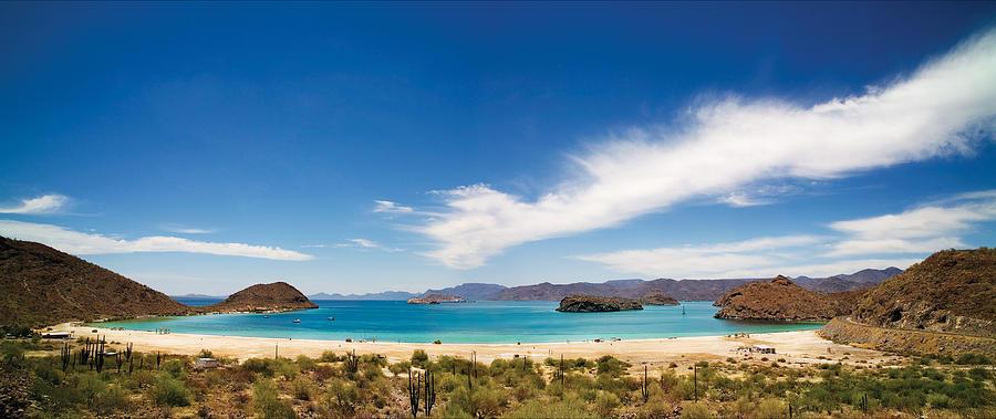 Baja California Sur Photograph - Santispac by Marcel Kaiser