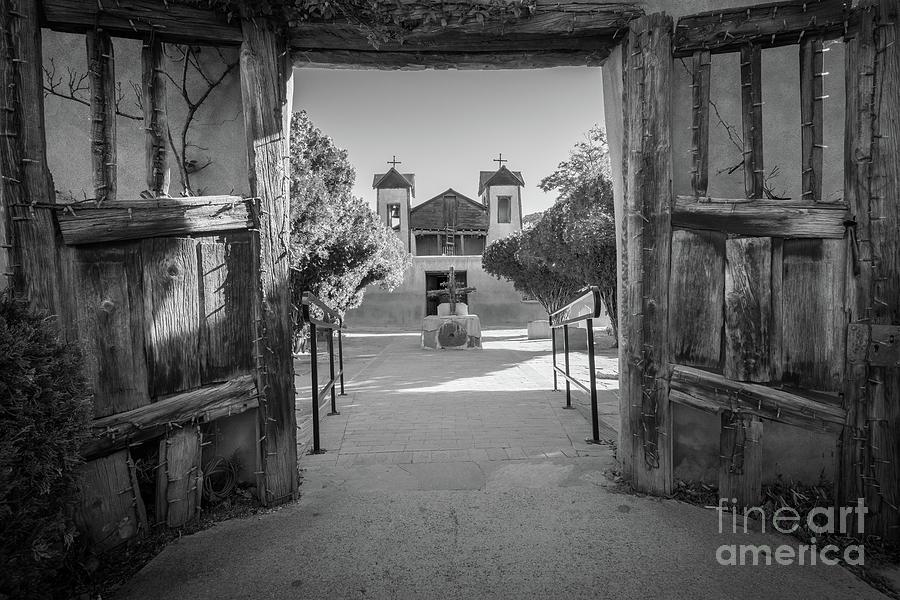 America Photograph - Santuario De Chimayo by Inge Johnsson
