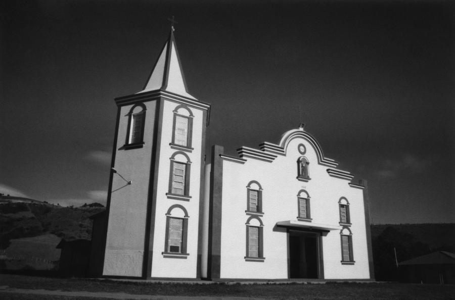 Sao Jose da Boa Vista Church by Amarildo Correa