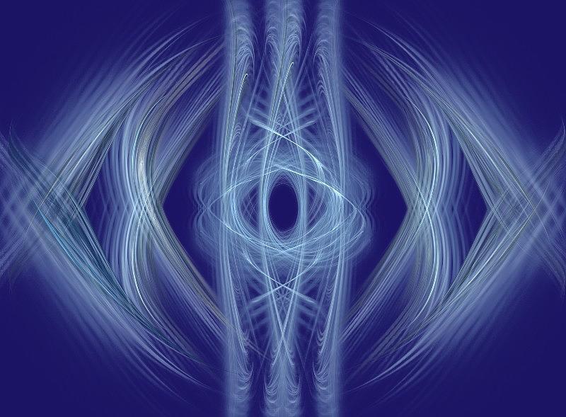 Sapphire Digital Art - Sapphire by Savina  Snell
