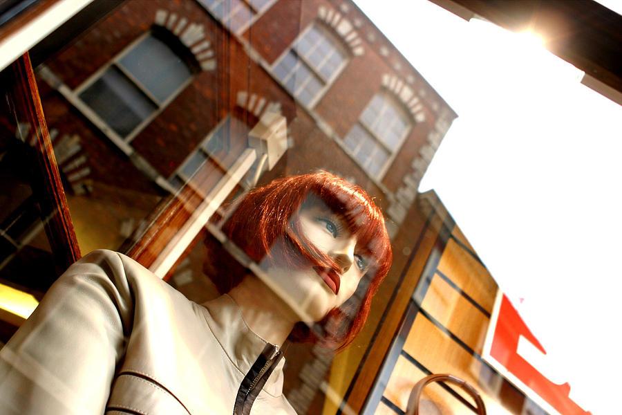Photographer Photograph - Sarah Eyre by Jez C Self