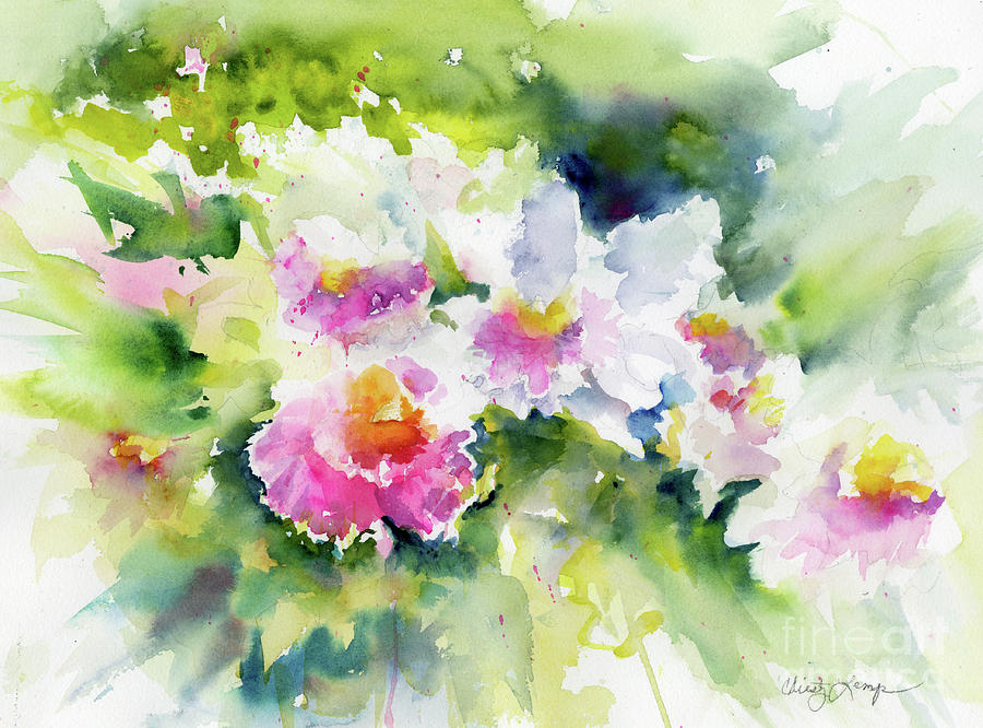 Sarasota Orchids by Christy Lemp