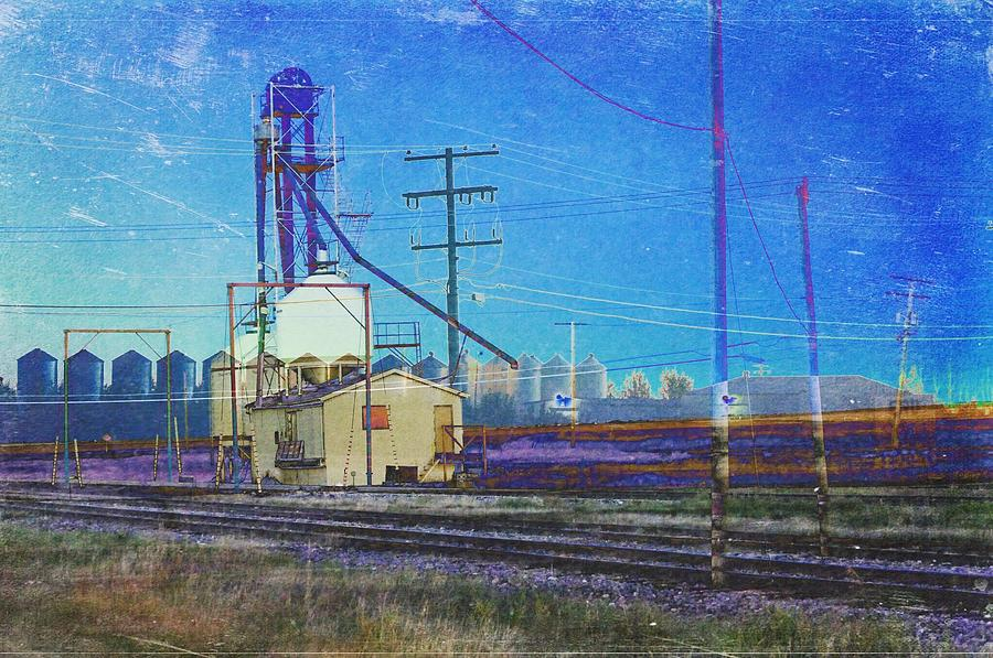 Saskatchewan  by Julius Reque