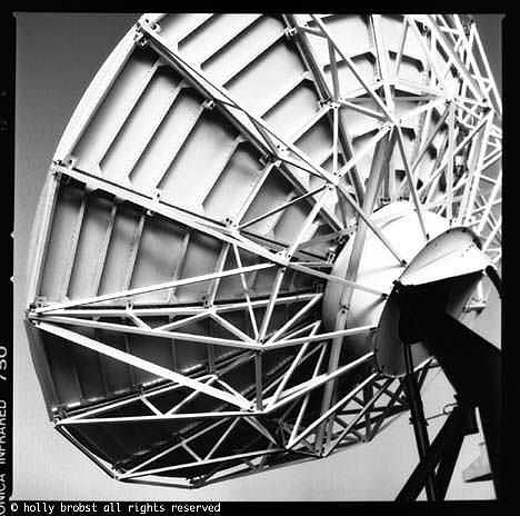 Satellite Dish Photograph - Satellite by Holly Brobst