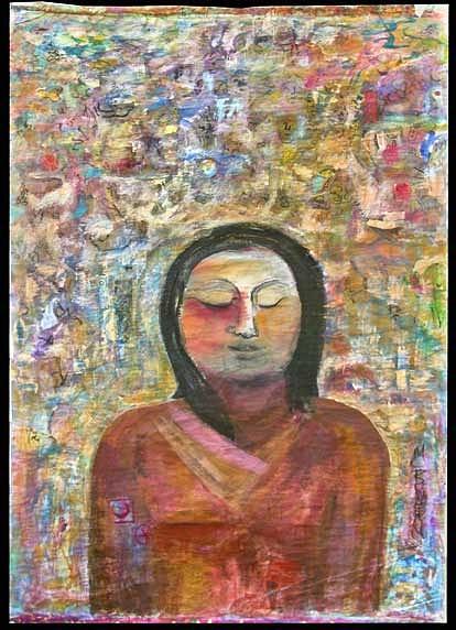 Satyam by Claremaria Vrindaji Bowman
