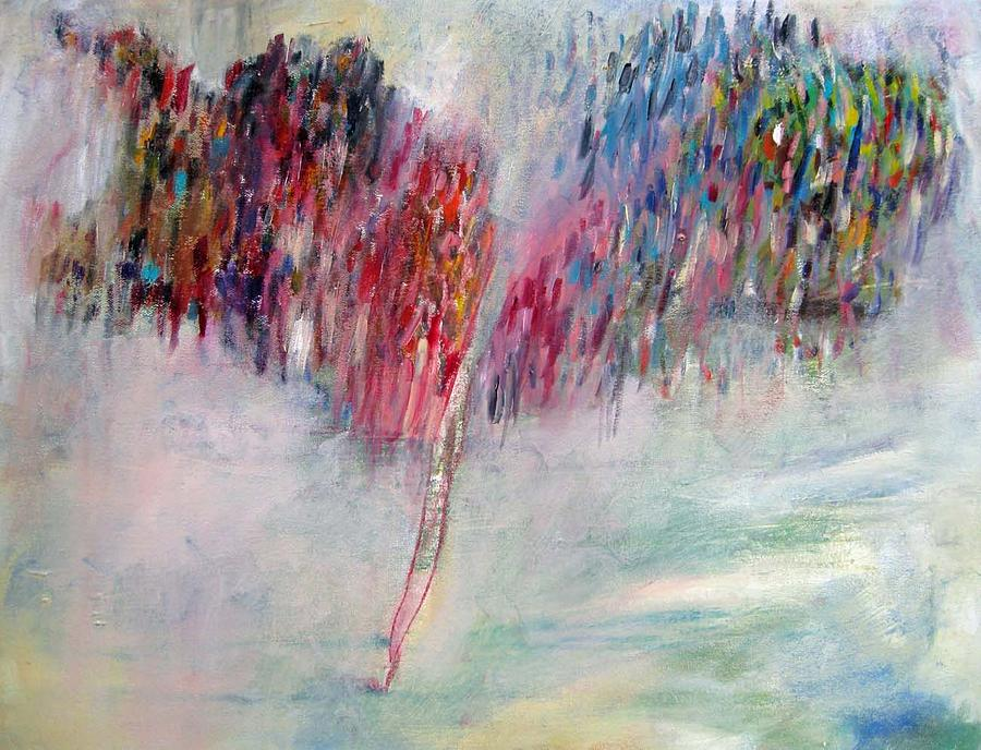 Abstract Painting - Savannah by Brooke Wandall