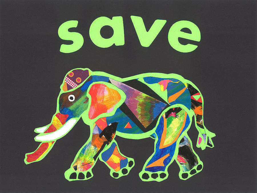 Save the Elephant by Michael Andrew Frain