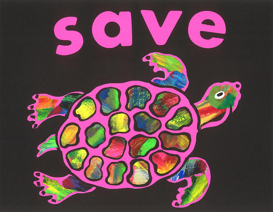 SAVE the Turtle by Michael Andrew Frain