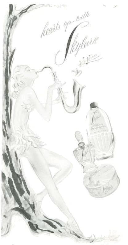 Perfume Ad Digital Art - Sax Girl by ReInVintaged