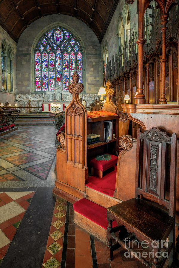 Cathedral Photograph - Say Your Prayers by Adrian Evans
