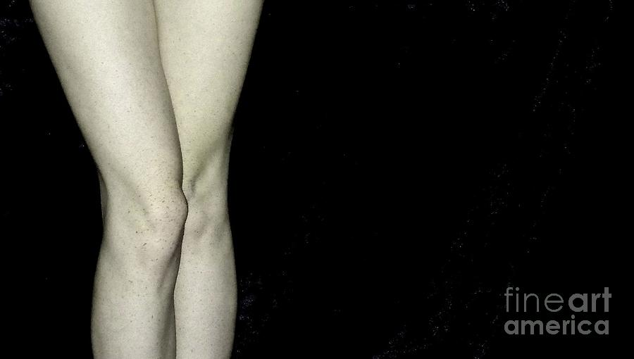 Legs Photograph - Scape by Meghann Brunney