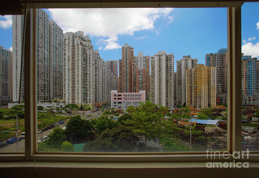 Macau Photograph - Scapes of Our Lives #2 by Edit Kalman