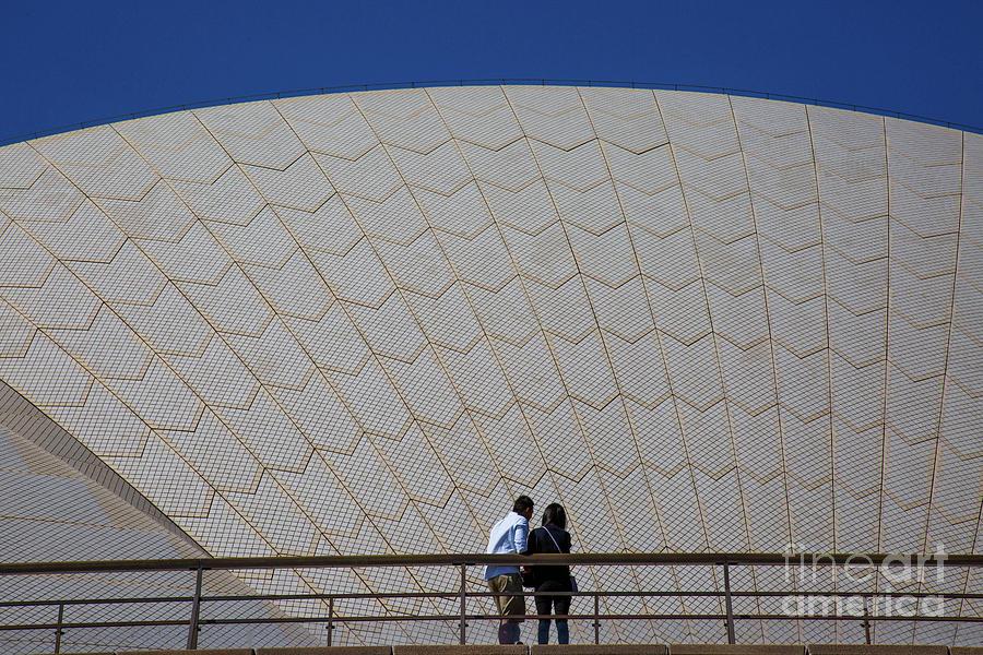 Sydney Photograph - Scapes Of Our Lives #21 by Edit Kalman