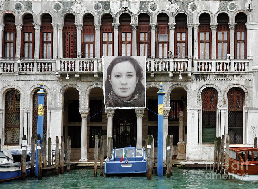 Venice Photograph - Scapes of Our Lives #3 by Edit Kalman