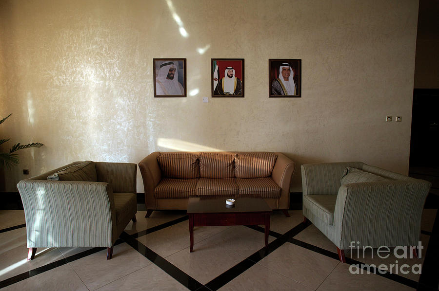 United Arab Emirates Photograph - Scapes Of Our Lives #5 by Edit Kalman