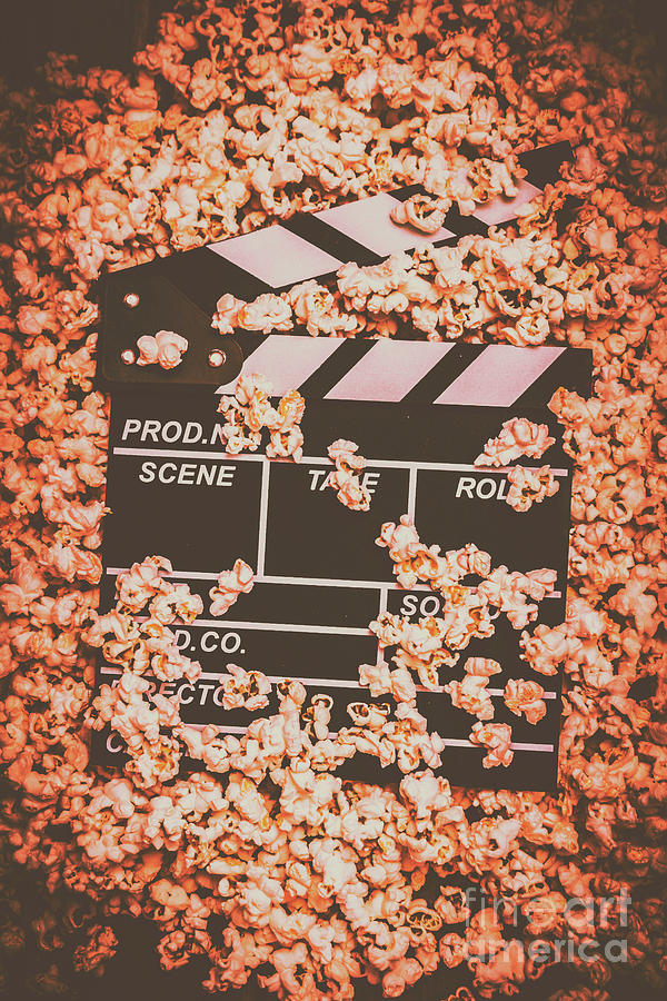 Movie Photograph - Scene From A Film Production by Jorgo Photography - Wall Art Gallery