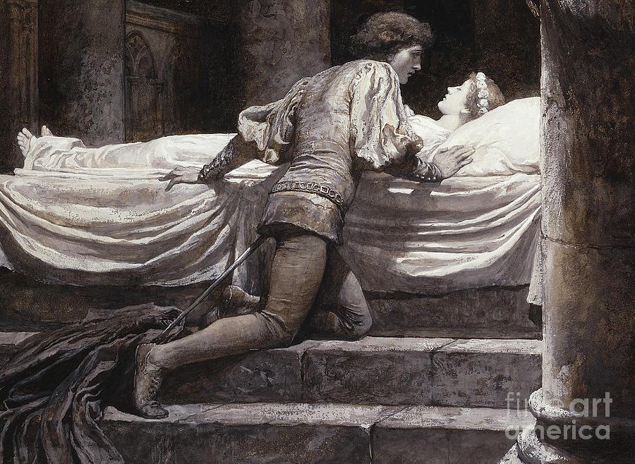 Иллюстрации к ромео и джульетта шекспира