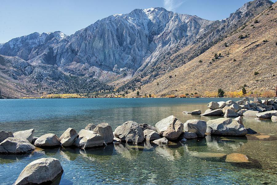 Scenic Convict Lake - Sierra Nevadas - California Photograph