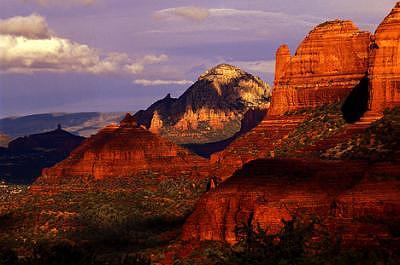 Sedona Photograph - Schnebly Hill  Sedona  Arizona by Tom Narwid