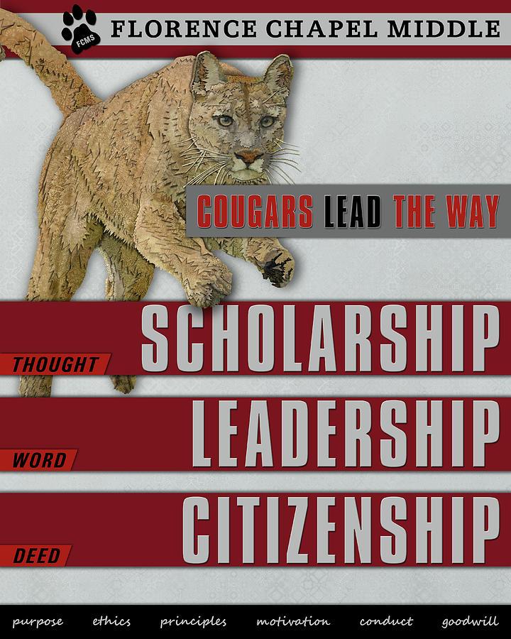 Scholarship Leadership Citizenship by Robin Morgan