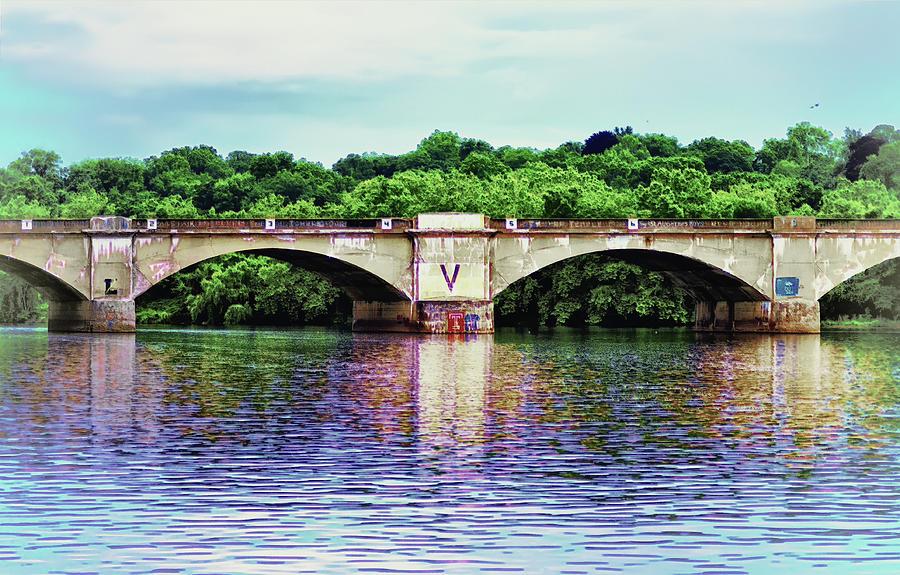 Philadelphia Photograph - Schuylkill River by Bill Cannon