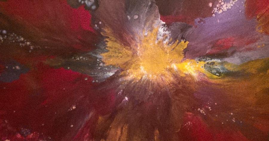 Scintillating Painting