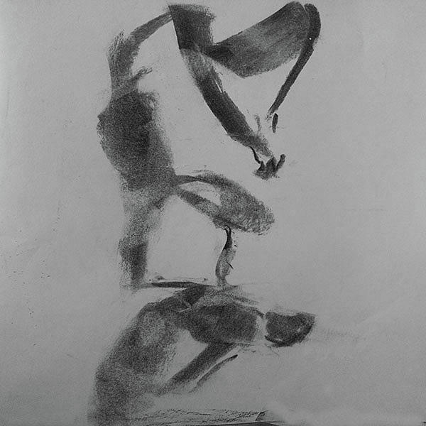 Scorpion And Half Camel Drawing