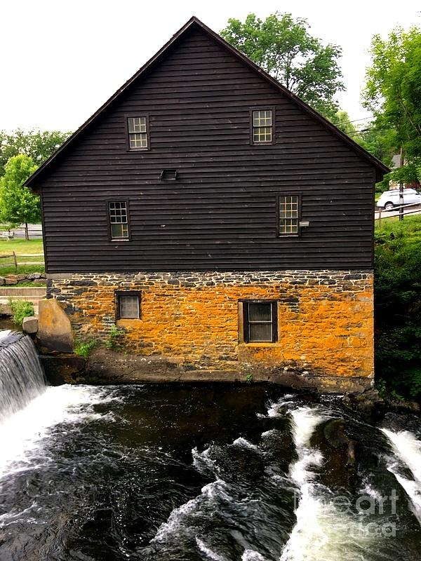 Scotia Mill Photograph by William Rogers