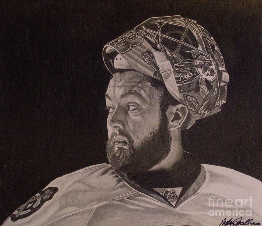 Scott Darling Portrait by Melissa Jacobsen