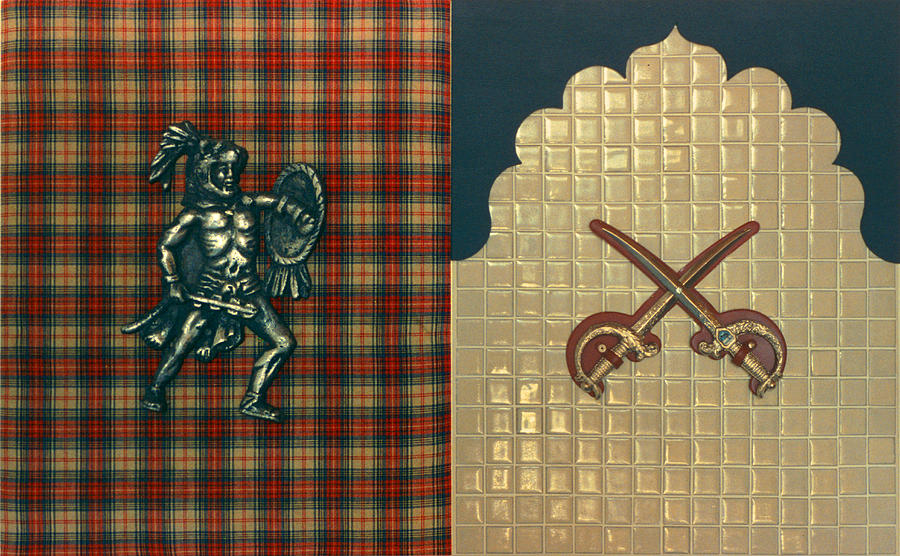 Scottish Arabian Print by Paul Knotter