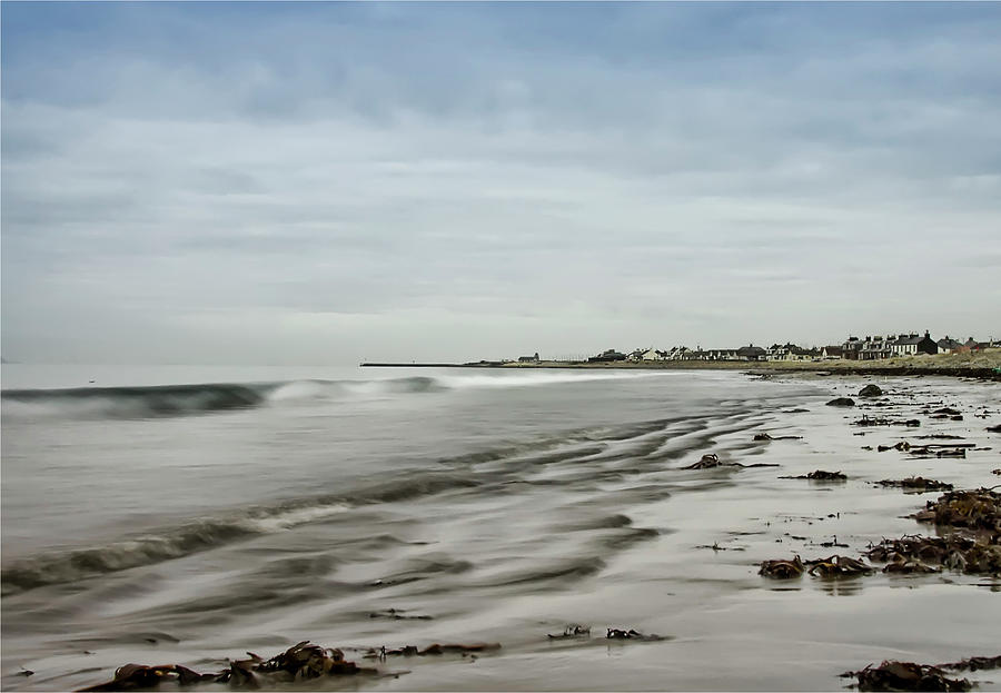 Girvan Photograph - Scottish Coast by Sam Smith