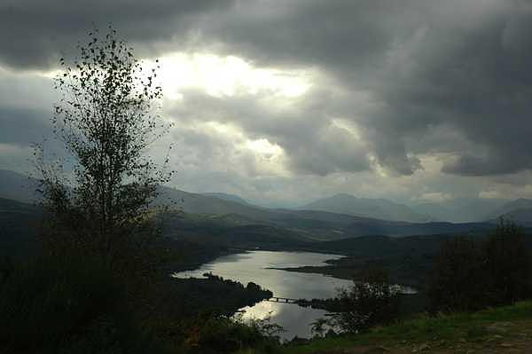 Scotland Photograph - Scottish Highlands by Adrian Brown