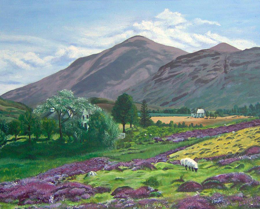 картинки шотландцев художниками шотландии любите свое шерстяное