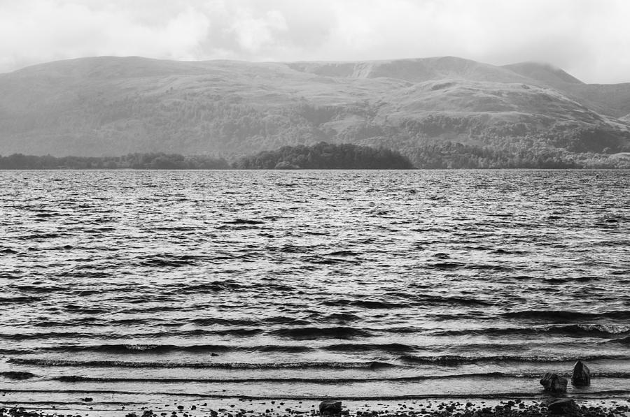 Scottish Shores by Christi Kraft