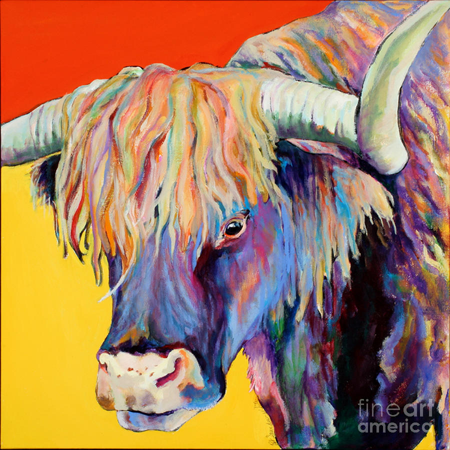 9d0e9252f87 Abstract Cow Paintings