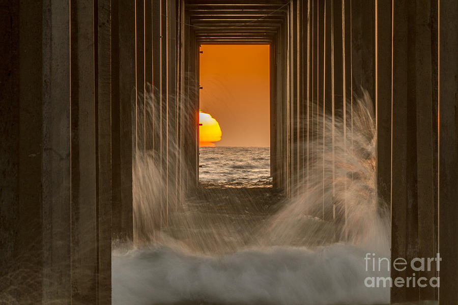 Digital Photograph - ScrippsHenge 2 by Daniel Knighton