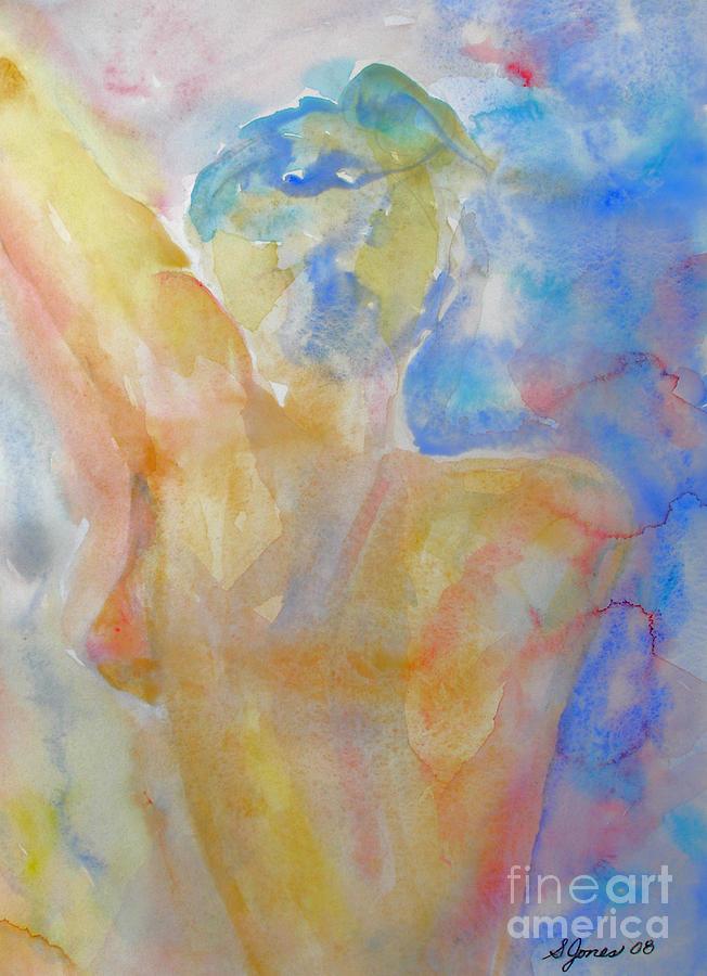 Scrutiny Painting