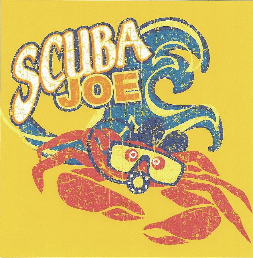 Scuba Joe by Mary Maguire