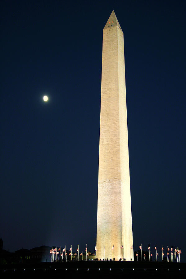 Moon Photograph - Sculpture by Mitch Cat