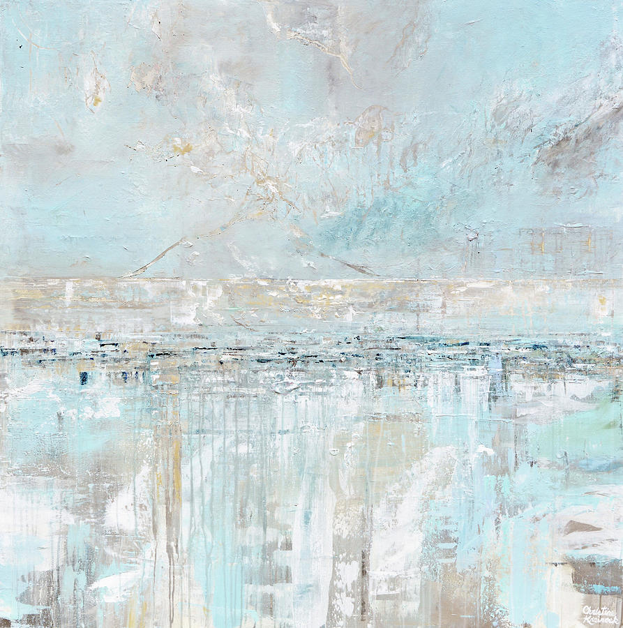 Sea Breeze by Christine Bell