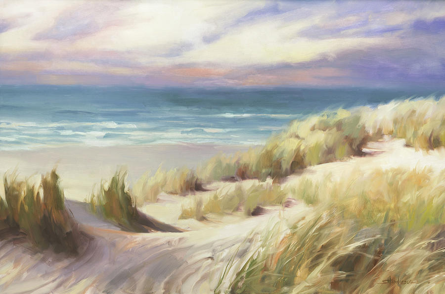 Sea Breeze by Steve Henderson
