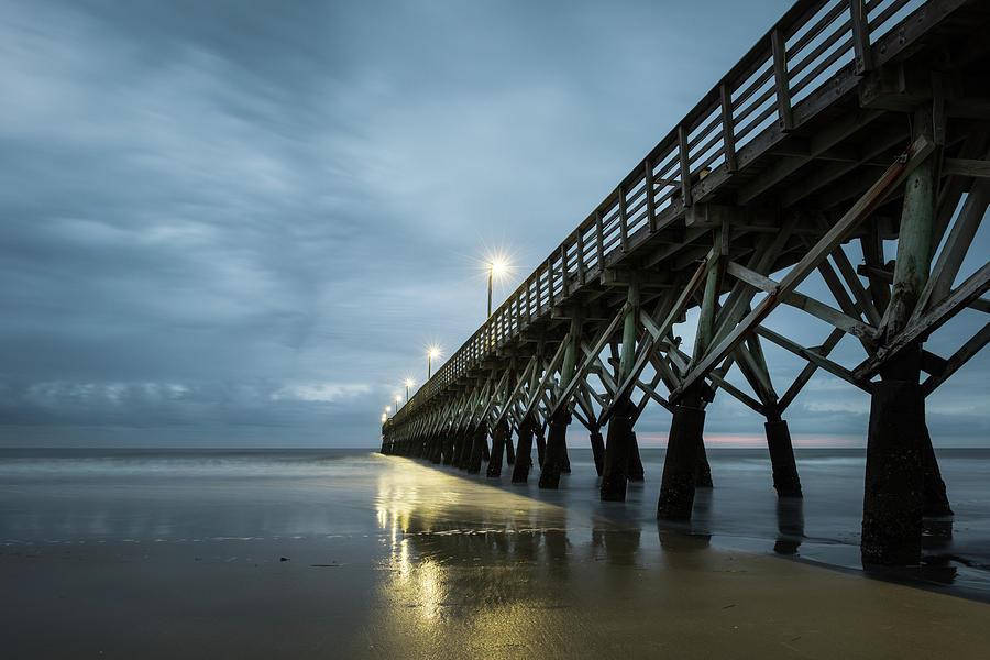 Sea Cabin Pier by Ivo Kerssemakers
