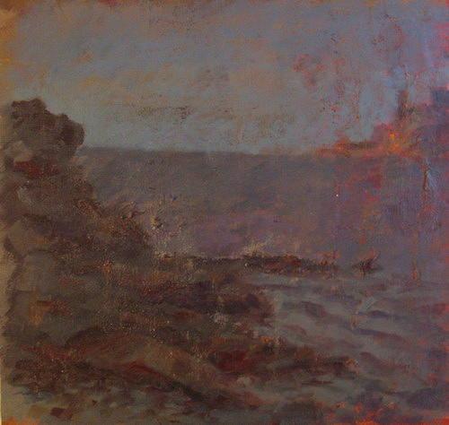 Sea Painting - Sea G by L Turbazzi