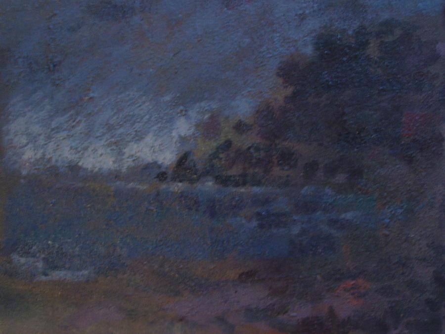Sea Painting - Sea by L Turbazzi